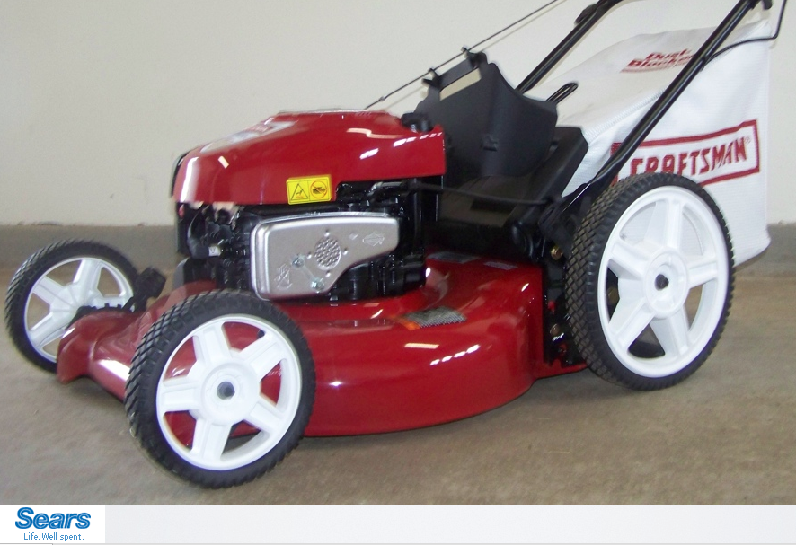 Craftsman 625 Gold Edition Lawn Mower Review The Army Dad